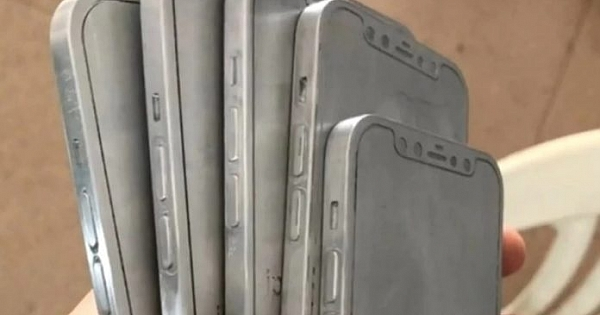 İphone 12 sızdırıldı iddiası !