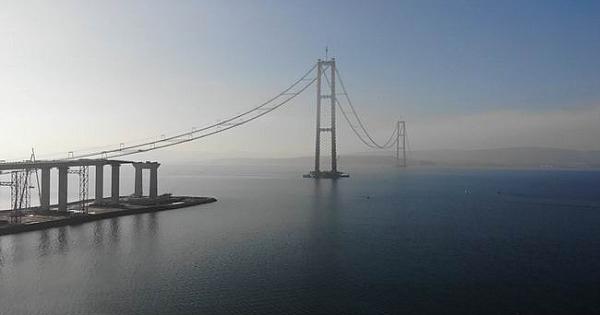 1915 Çanakkale Köprüsü, tarihi İpek Yolu'nu yeniden hayat verecek