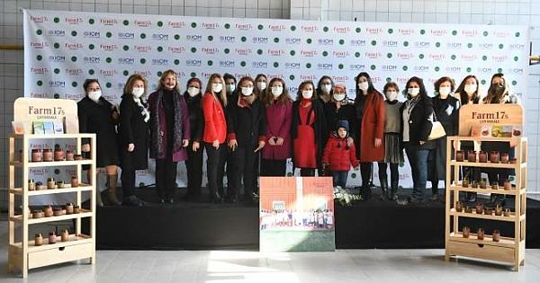 """Üreten kadınlar: """"Farm17s Çanakkale"""""""