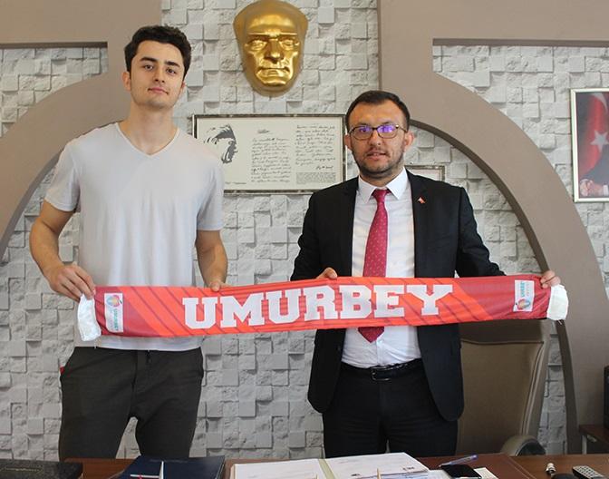 Buğrahan Umurbey Belediyespor'da