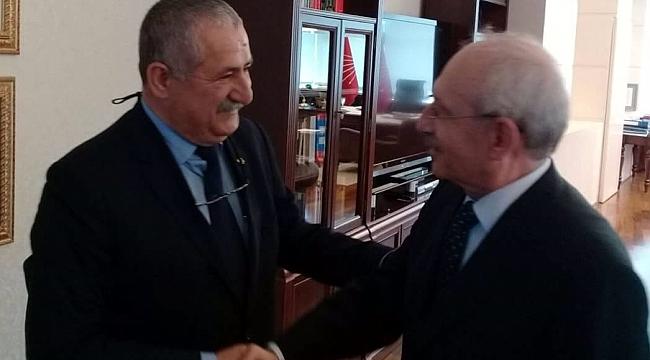 Başkan Mutan, Genel Başkanını Kepez'e davet etti