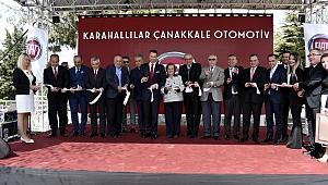 Fiat'tan Çanakkale'ye yeni tesis