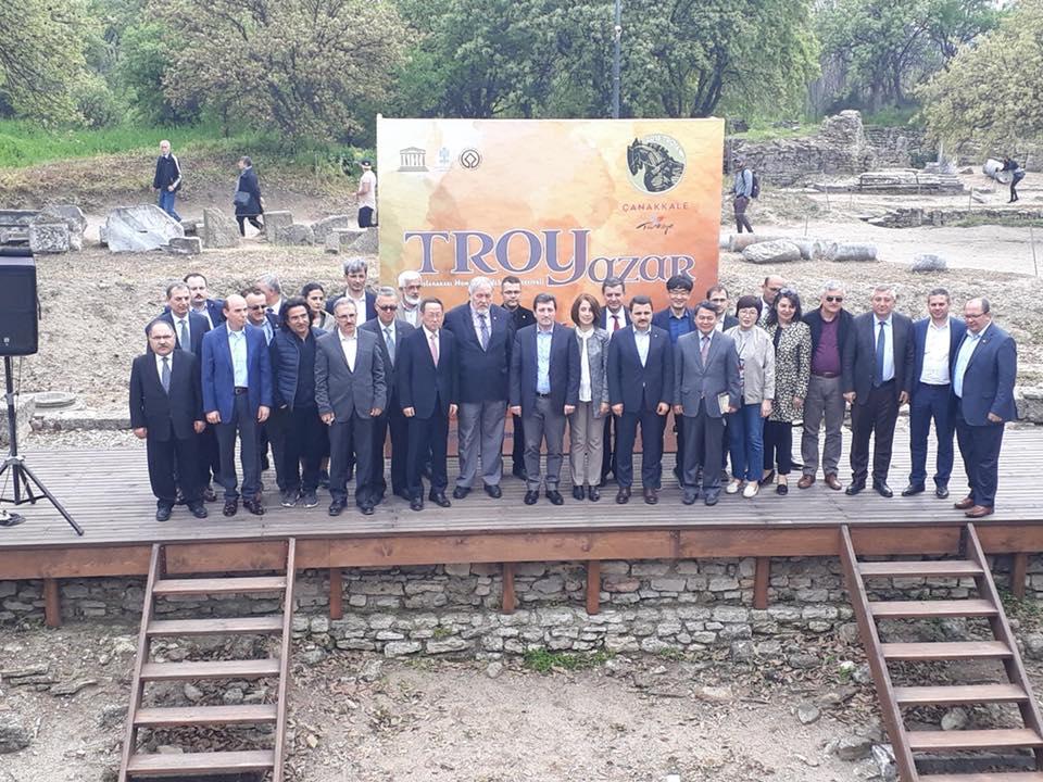 Troyazar Edebiyat Festivali ilgi gördü