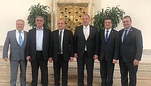 ÇTSO Ankara'ya çıkarma yaptı