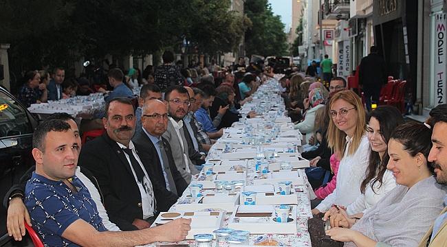 KADEM'den iftar yemeği