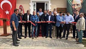 Truva Suluma Birliği yeni binasına kavuştu