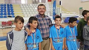 Umurbey Belediyesi sporda çıtayı yükseltiyor