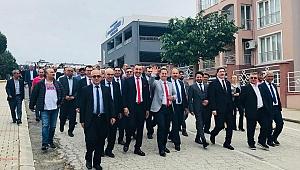 Ünal Özcan Başkan seçildi