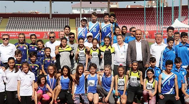 Atletizm Festivali sona erdi