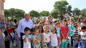 Başkan Ulaş'tan öğrencilere tebrik