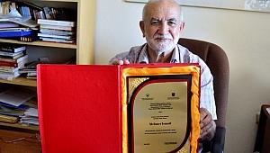 Bir ödülde Kosova Cumhuriyeti'nden