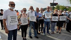 Çevrecilerden altıncılara protesto