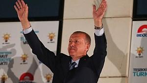 Erdoğan Başkan