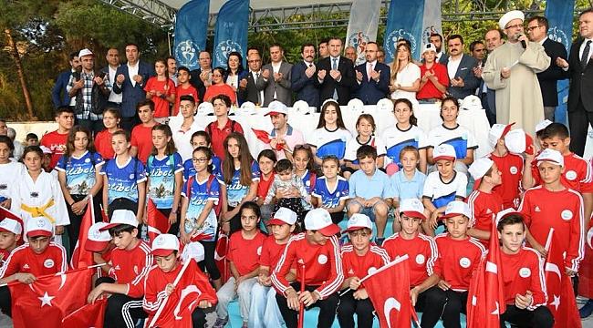Güzelyalı'ya Türkiye'nin en büyük Gençlik Merkezi yapılıyor