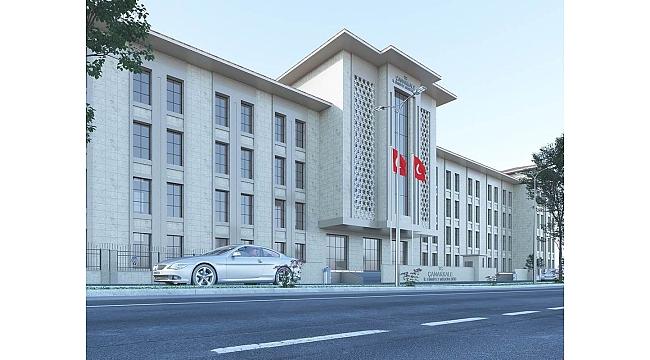 İl Emniyet Müdürlüğü'ne yeni hizmet binası