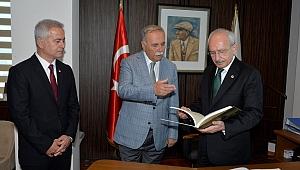 Kılıçdaroğlu'ndan Başkan Gökhan'a ziyaret…