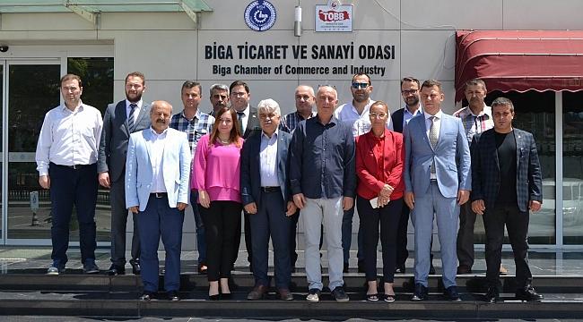 MHP'li Vekil Adaylarını Akyıl karşıladı