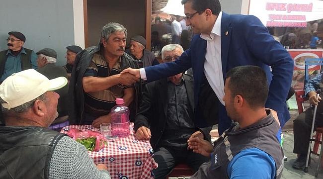 Öz, CHP için destek istiyor