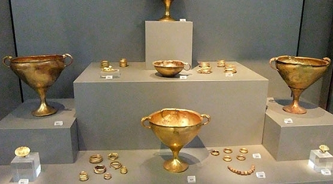 Troya Müzesi hazinelerine kavuşuyor