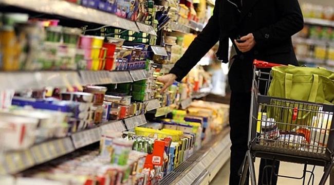 TÜFE'de aylık %1,28 artış