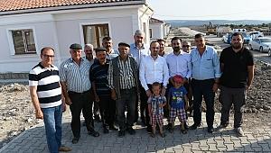 Turan, deprem bölgesinde müjdeyi verdi