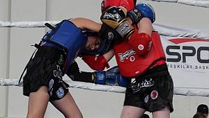 Çanakkale'de Muay Thai Şampiyonası