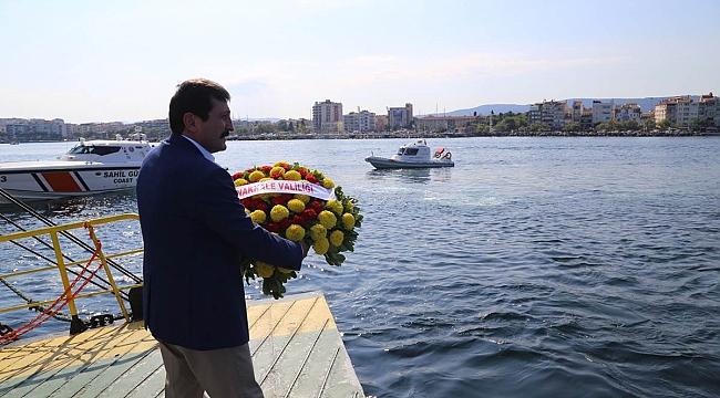 Denizcilik ve Kabotaj Bayramı kutlandı