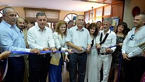 Troia temalı sergi açıldı