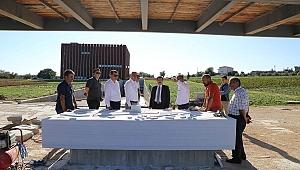 TROYA Müzesi açılışa hazırlanıyor