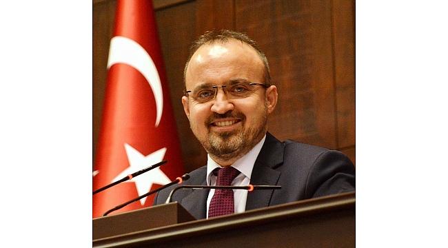Turan, yeniden Grup Başkanvekili