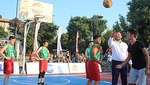 Umurbey Belediyespor Troya Kupası başladı