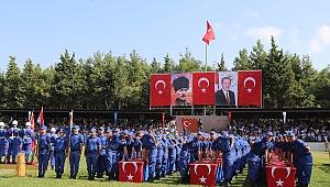 116. Jandarma Eğitim Komutanlığı'nda yemin töreni