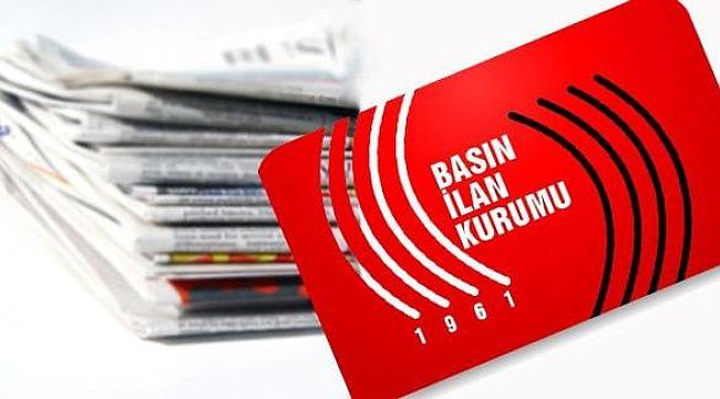 2018 basın çalışanları istatistikleri açıklandı
