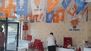 AK Parti dolu dizgin