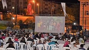 Çan'da sinema geceleri
