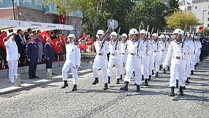 Çanakkale'de 30 Ağustos coşkusu