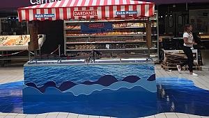 Dardanel Balık Pazarı, CarrefourSA'da