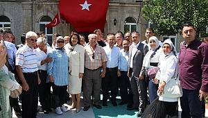 """İskenderoğlu; """"Ankara'nın değil Çanakkale'nin vekiliyim"""""""