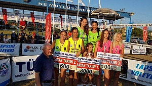 Lapseki'de turnuva sona erdi
