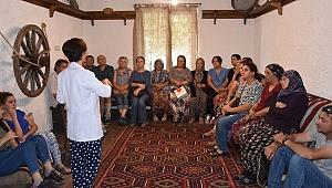 Tevfikiye Köyü'nde eğitimler sona erdi