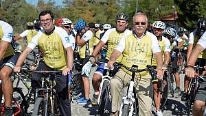 Troia'dan Bergama'ya bisiklet turu