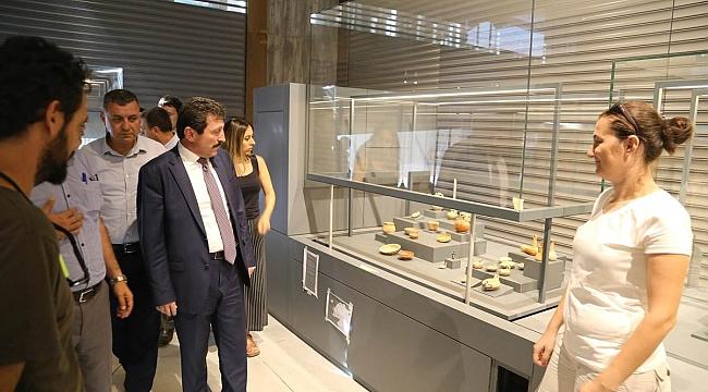 TROYA Müzesi açılışa hazırlanıyor…