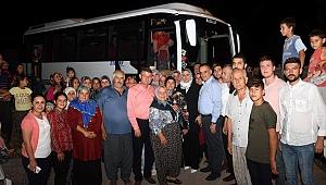 AK Parti'den Çanakkale gezisi