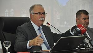 Belediye Meclisi'nde 'yangın' tartışması