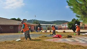 Çan Belediyesi'nden okullara destek