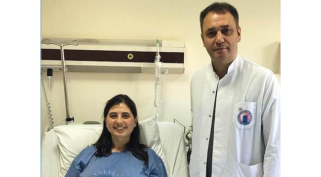 ÇOMÜ Hastanesi şifa dağıtıyor