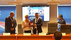 Rektör Acer, ÇOMÜ'yü Bükreş'te tanıttı