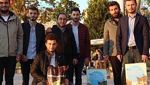 AK Partili gençlerden anlamlı davet