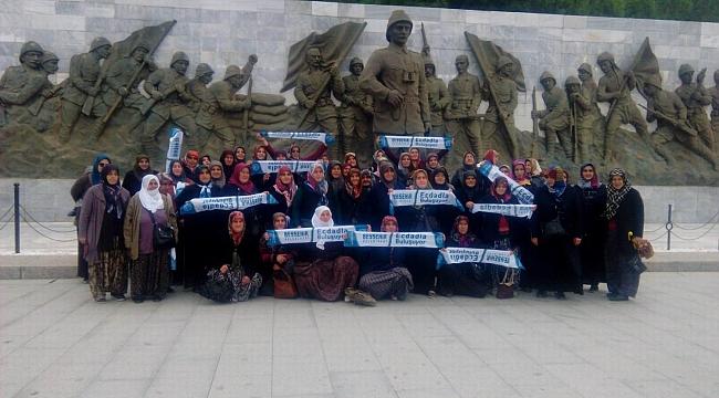 Beyşehir Belediyesi'nden Çanakkale gezisi