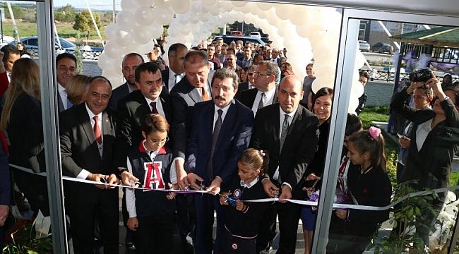 Biga'da Açı Koleji açıldı